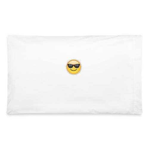 sunglasses emojicon mug & phone case - Pillowcase 32'' x 20''