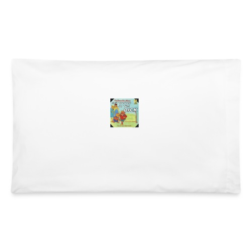 kicked in the dick - Pillowcase 32'' x 20''