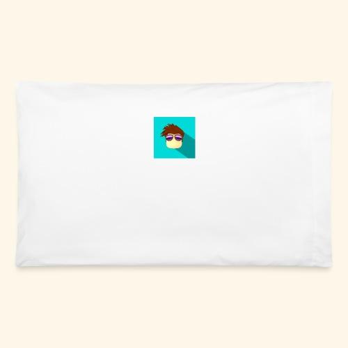 NixVidz Youtube logo - Pillowcase 32'' x 20''