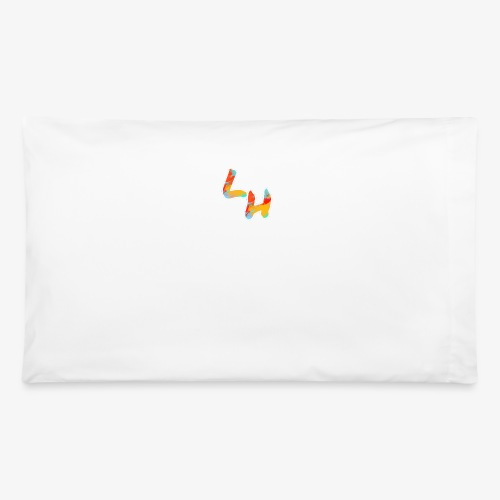 Los Hermanos Logo - Pillowcase 32'' x 20''