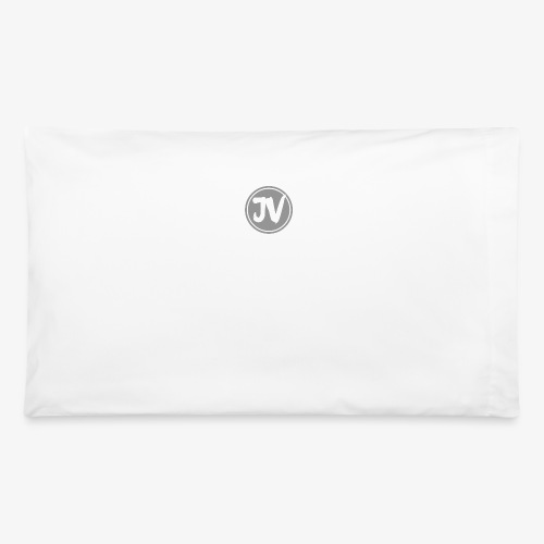 My logo for channel - Pillowcase 32'' x 20''