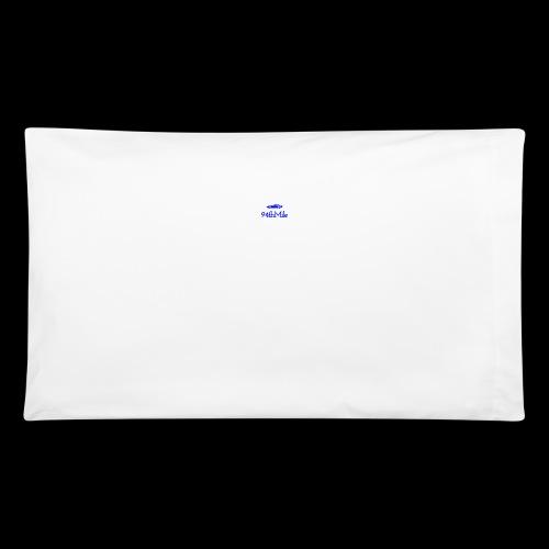 Blue 94th mile - Pillowcase 32'' x 20''