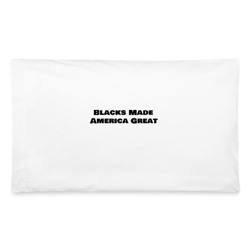 (blacks_made_america) - Pillowcase 32'' x 20''