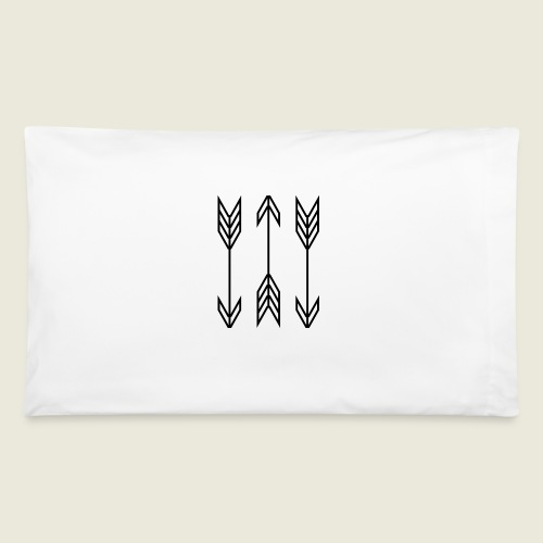 arrow symbols - Pillowcase 32'' x 20''