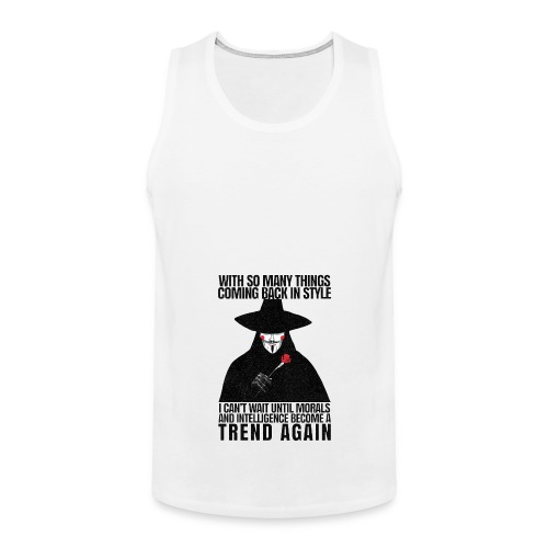 VENDETTA - Men's Premium Tank