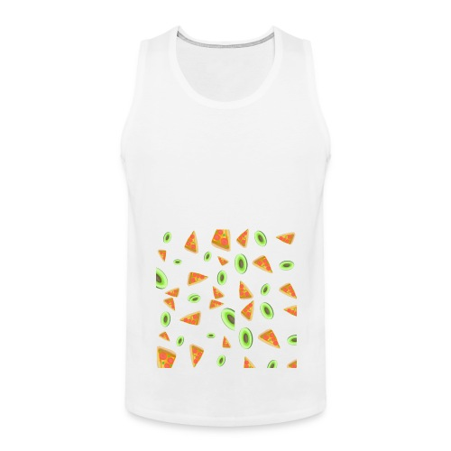 The PizzaCados - Men's Premium Tank