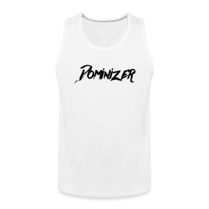 Dominizer Name (Black) - Men's Premium Tank