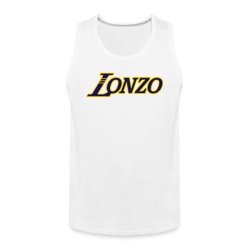 Lonzo - Men's Premium Tank