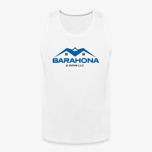 Barahona Sons LLC LOGO - Men's Premium Tank