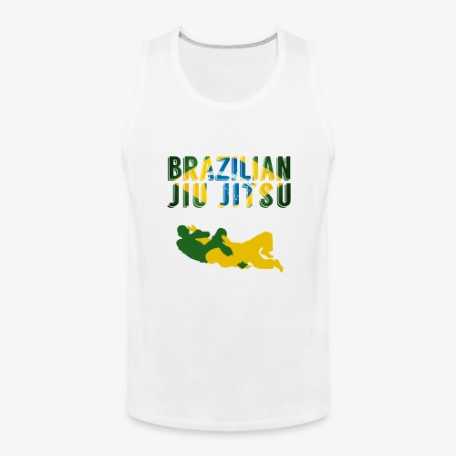 Brazilian Jiu Jitsu - Men's Premium Tank