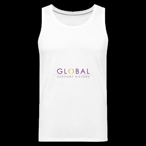 Global Support Sisters - Men's Premium Tank