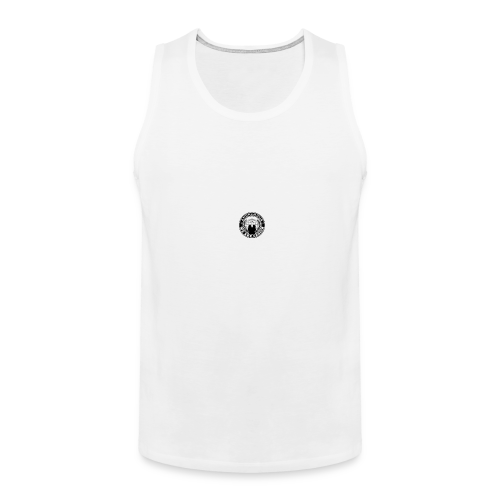 Anonymous Plain T-Shirt - Men's Premium Tank