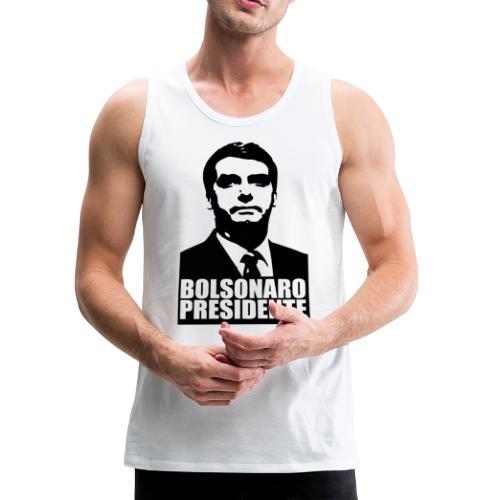 Bolsonaro Presidente - Men's Premium Tank