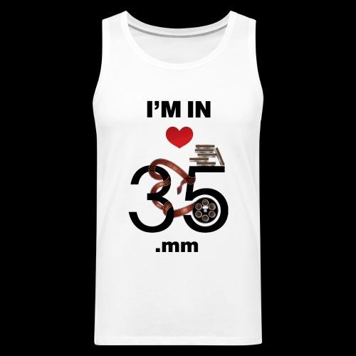 35mm - Men's Premium Tank