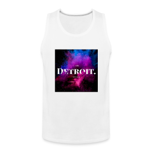 I. AM. DETROIT. ASTRO - Men's Premium Tank