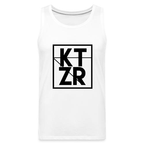 KTZR Logo - Men's Premium Tank