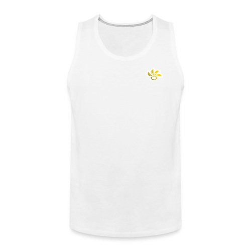 abstract rising sun - Men's Premium Tank