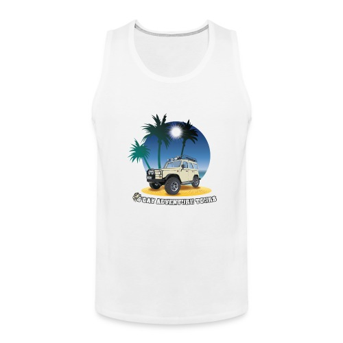 G'day Adventure Tours - Men's Premium Tank