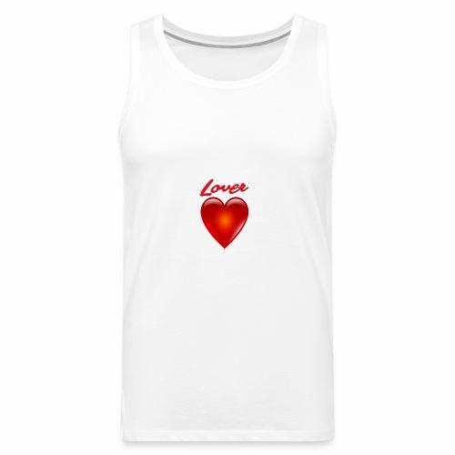 Lover - Men's Premium Tank