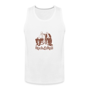 Rock and Roll T-Shirt - Men's Premium Tank