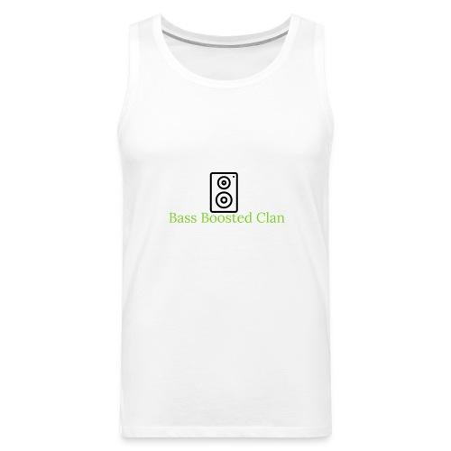 Bass Boosted Clan Brand - Men's Premium Tank