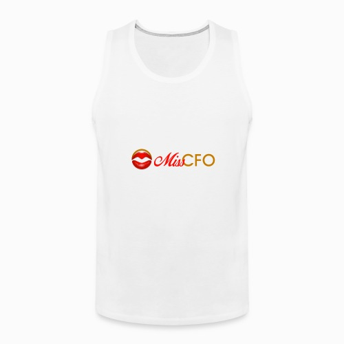 MissCFO Tee - Men's Premium Tank