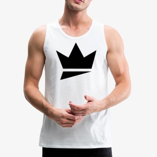 Crown Logo - Men's Premium Tank