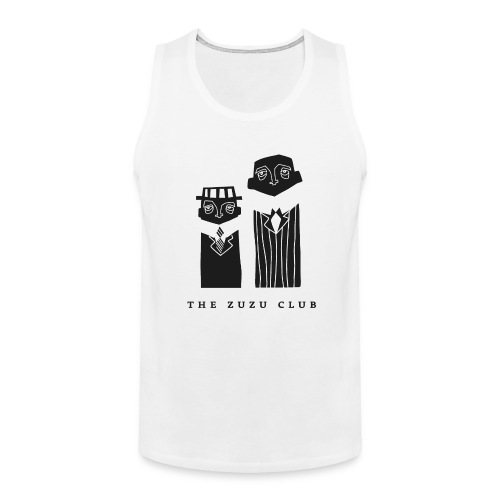 ZUZU_CLUB - Men's Premium Tank