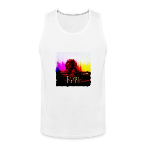 Sphinx Wavy - Men's Premium Tank