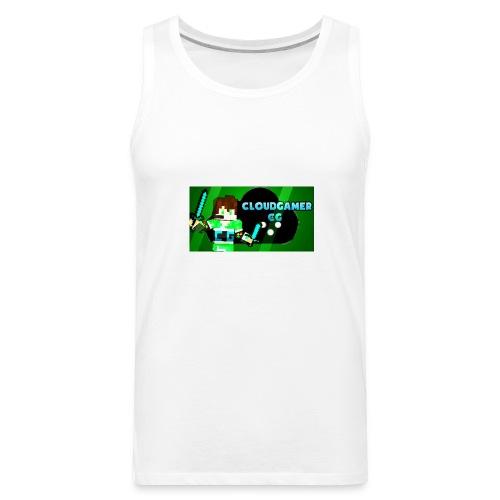 CloudGamer's Shirt (Baby) - Men's Premium Tank