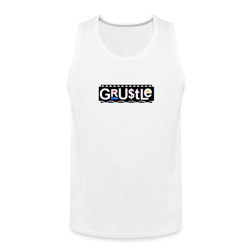 GRUSTLE LIFE MARTIN - Men's Premium Tank