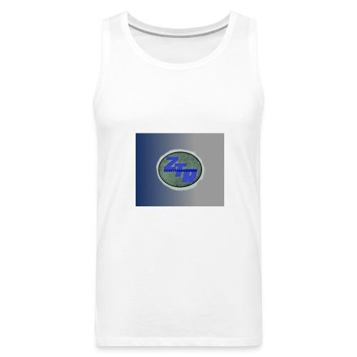 ZeroTechReview Merchandise - Men's Premium Tank