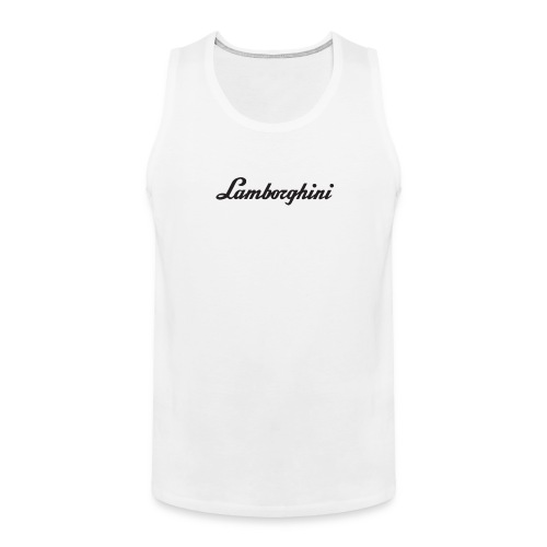 Lamborghini - Men's Premium Tank