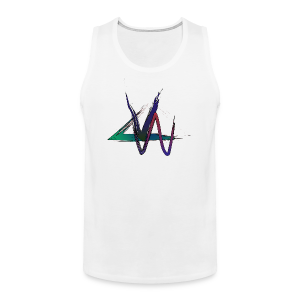Variance Just the logo - Men's Premium Tank