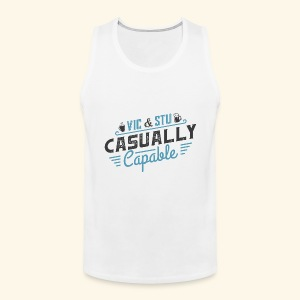 Casually Capable - Men's Premium Tank