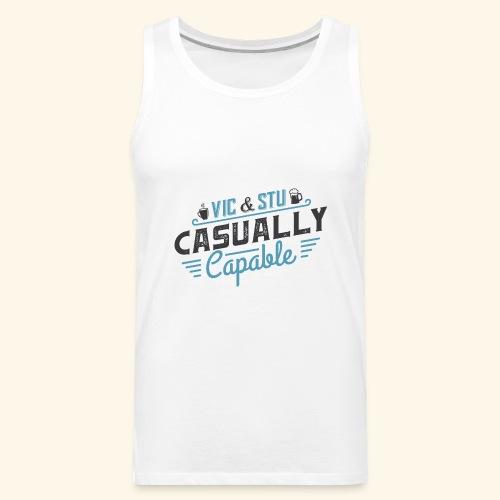Casually Capable - Men's Premium Tank