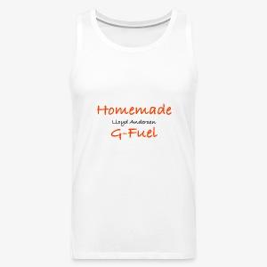 Homemade G-Fuel Lloyd Andersen - Men's Premium Tank