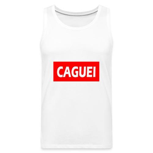 CAGUEI VERMELHO - Men's Premium Tank