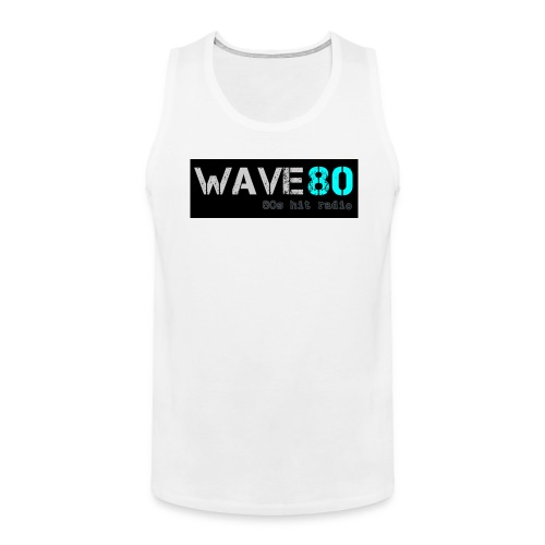 Main Logo - Men's Premium Tank