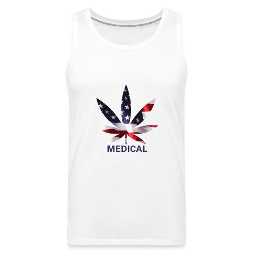 USA Medical - Men's Premium Tank