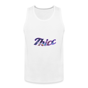 Thicc Galaxy - Men's Premium Tank