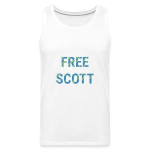 Free Scott - Men's Premium Tank