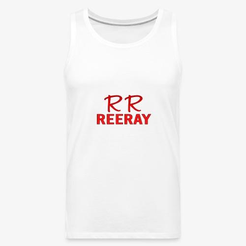 ReeRay YouTube Channel Logo - Men's Premium Tank