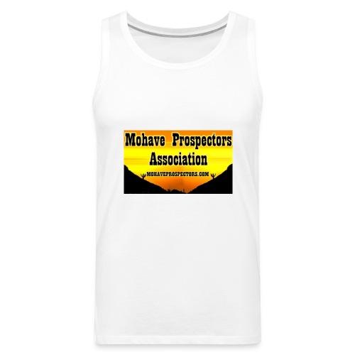 MPA Nametag - Men's Premium Tank