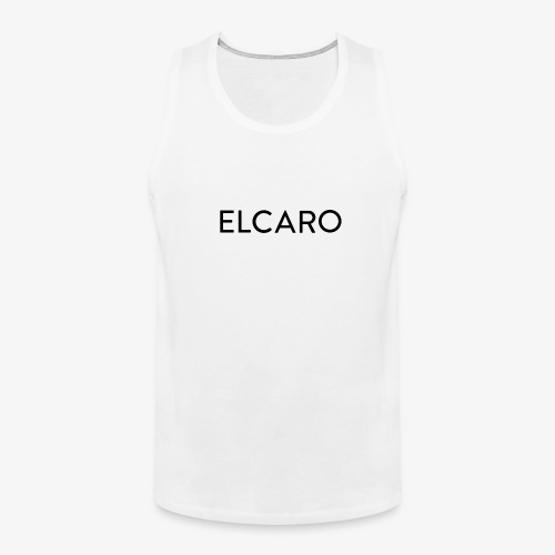Clean Elcaro - Men's Premium Tank