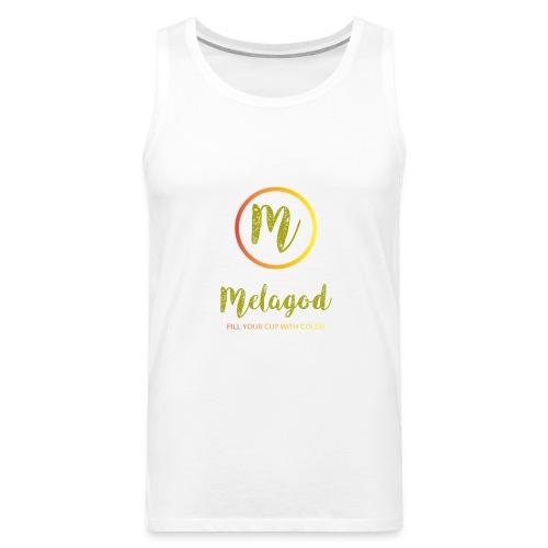 MelaGod - Men's Premium Tank