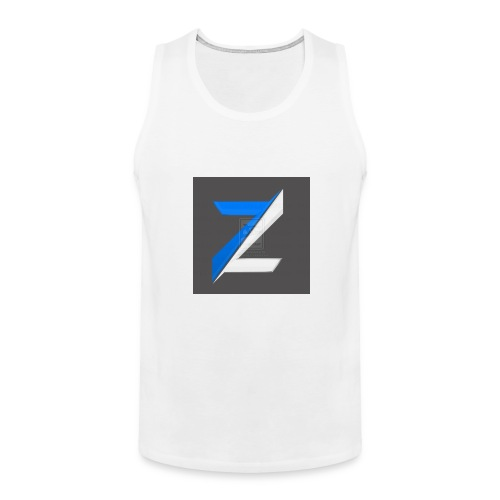 Zenomex Merch Youtube - Men's Premium Tank