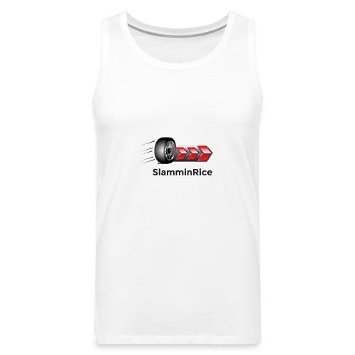SlamminRice Tire shirts - Men's Premium Tank