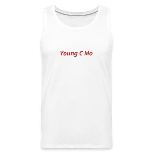 Young C Mo - Men's Premium Tank