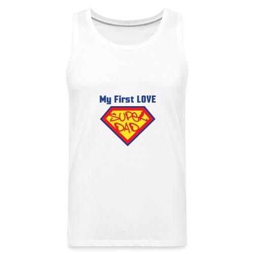 SUPER DAD - Men's Premium Tank